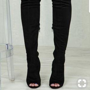 NWT Thigh High Boots